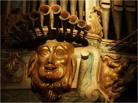 Órgão de Tibães