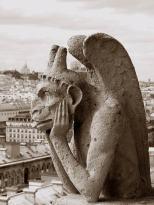 07. Gárgula. Notre Dame de Paris