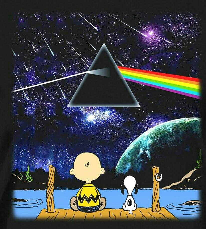 Snoopy e Pink Floyd