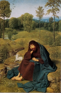 Fig. 4. Geertgen totSint Jans. S. João Baptista. 1490