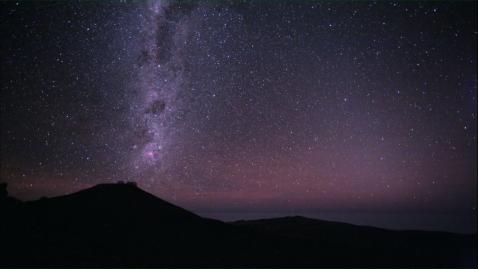 Nostalgia da Luz. Complexo do Observatório Espacial ALMA. Chile.