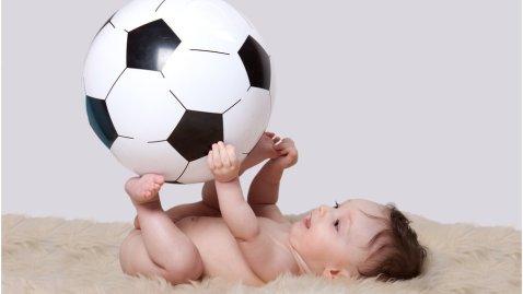 Bebé football