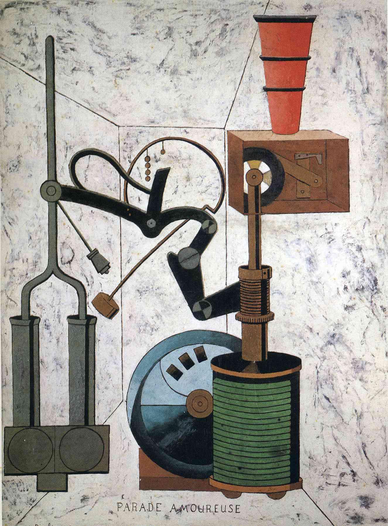 Francis Picabia - Love Parade (1917)