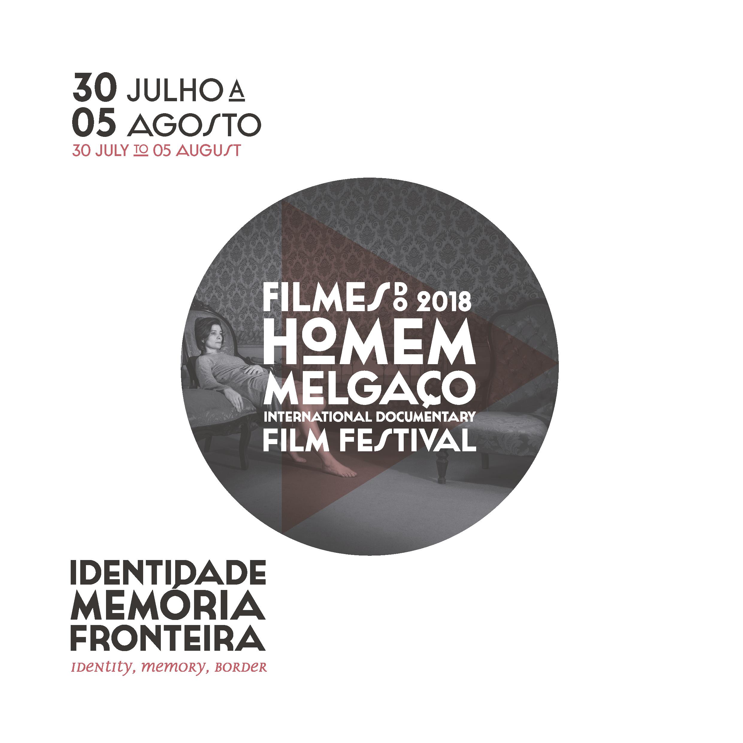 Filmes do Homem. Identidade, Memória, Fronteira.. 2018. Catálogo.