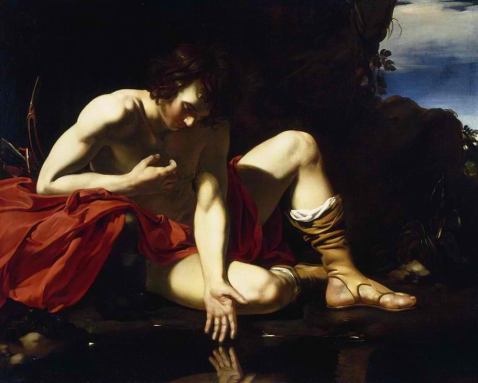 Gerard van Kuijl. Narcissus. 1645.