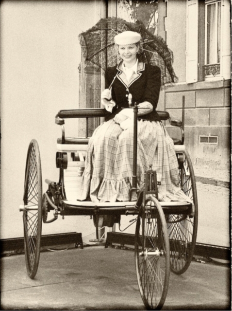 Bertha Benz 2