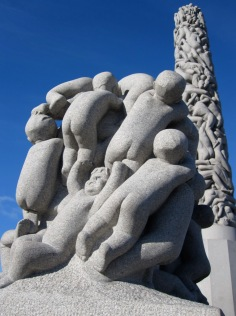 04. Gustav Vigeland. Infants and Monolith. Vigeland Park