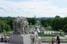 05. Gustav Vigeland. Infants and fountain. Vigeland Park
