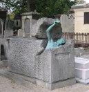 06. Túmulo de Georges Rodenbach (1855-1898). Cimetière du Père-Lachaise (Paris)