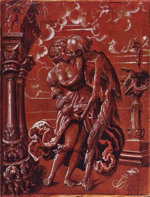 03. Niklaus Manuel Deutsch. A donzela e a morte. 1517
