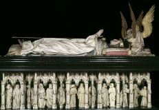 05. Tombeau de Philippe le Hardi, duc de Bourgogne. Jean de Marville, Claus Sluter), Claus de Werve et Jean Malouel. 1390-1406
