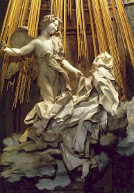 08. Bernini. O Êxtase de Sta Teresa. 1647-52