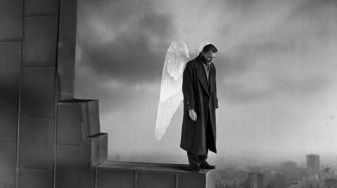 Wim Wenders. As asas do desejo.1987