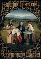 04. Hieronymus Bosch. Cutting the Stone. 1495 or later.