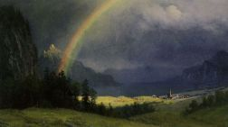 08. Albert Bierstadt. After The Shower.